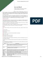 IDConline _ Contabilidad Electrónica Con Excel