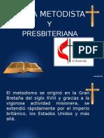 IGLESIA METODISTA Y PRESBITERIANA.ppt