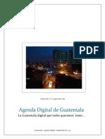 Agenda Digital de Guatemala 2013