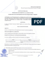 Convocatoria Modernizacion Maquinaria Equipo 2016