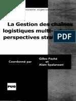 La Gestion Des Chaines Logistiques Multi Acteurs