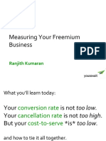 A Dashboard for Freemium Providers_ What to Measure—and How Presentation