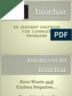 Biomass to Biochar
