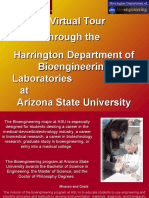 LAB TOUR-BME at Arizona State University