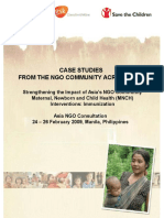Case Studies From NGO Community Across Asia