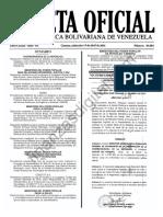 Gaceta Oficial 40.884 - Notilogía