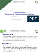 Parametros de Fallas y Weibull, Ingeniería de Mantenimiento, Weibull.