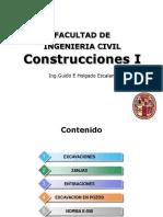 Apuntalamiento y Excavaciones