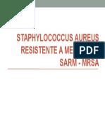 Caso Clinico Sarm