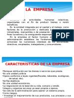 Diapositiva Sobre Al Empresa