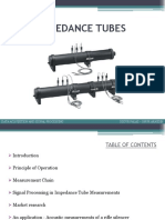 Impedance Tubes