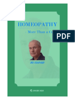 Homoeopathy-More Than a Cure by Jiri Cehovsky