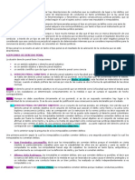 Parte Especial de La Ley Penal Colombiana