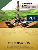Equipos de Perforación para Ingenieros de Petroleos