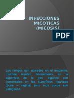INFECCIONES MICOTICAS