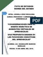 Marcos Morales Guadalupe Una Propuesta Basada en Las Funciones Cognitivas Del Aprendizaje