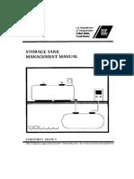 Storage Tank Management Manual (USCG)