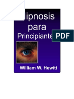 Hipnosis Para Principiantes - William W Hewitt