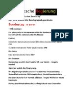 Deutsche Regierung