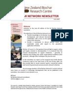 New Zealand Biochar Network Newsletter - June 2009