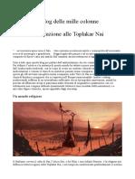 Introduzione alle Toplakar Nai