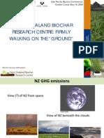 Biochar - Firmly Walking on the Ground