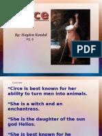 Greek Mythology (Circe)