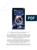 Dr. Who - The Eighth Doctor 66 - Emotional Chemistry