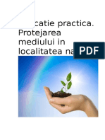 Aplicatie Practica