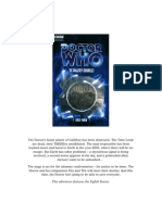 Dr. Who - The Eighth Doctor 73 - The Gallifrey Chronicles
