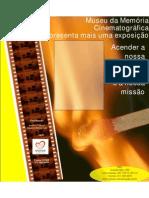 banner apresentação de exposições