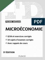 FeuilleTage microéconomie