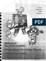 Marnitz F, Dargay V_Picture Book for Guitar Players