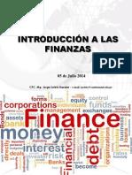 Clases 1- Las Finanzas UC 2014-II A