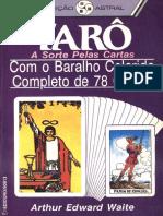 Arthur Edward Waite - Tarô - A Sorte Pelas Cartas