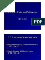 Patriarcas