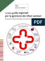 Linee Guida Regionali Gestione Rifiuti Sanitari-2