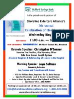 Shoreline Eldercare Alliance Event