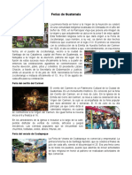Ferias de Guatemala