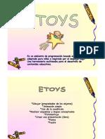 Propuesta Etoys