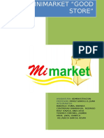 Minimarket Food Store Administracion