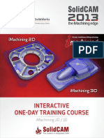 SolidCAM_2013_Training_Course-iMachining_2D+3D