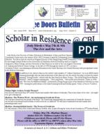 CBI NewsletterMay 2010