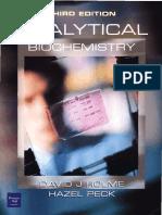 Analytical Biochem by Holme (LSA Gwalior)