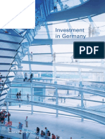 Investment in Germany