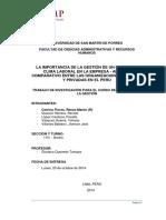 LA IMPORTANCIA DE LA GESTIÓN DE UN CORRECTO CLIMA LABORAL EN LAS EMPRESAS