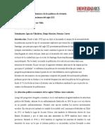 Historia de la vivienda en Chile