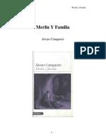 Alvaro Cunqueiro - Merlin Y Familia