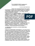 Saga Del Paraguay Mesopotánico III