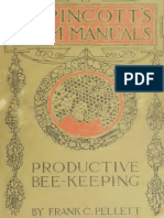 Productive Bee Keeping - Frank Chapman Pellet